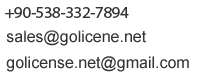 Information Golicense