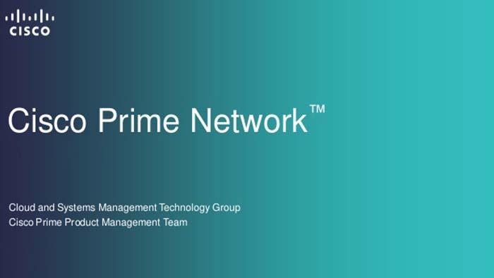 Cisco Prime Network Licensing