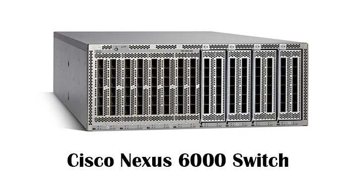 Cisco Nexus 6000 Series Switches License
