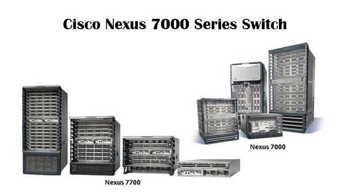 Cisco Nexus 7000 License