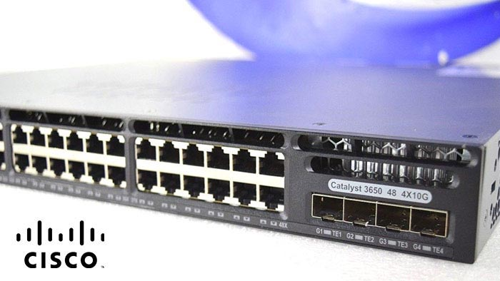Cisco Catalyst 3650 Switch License
