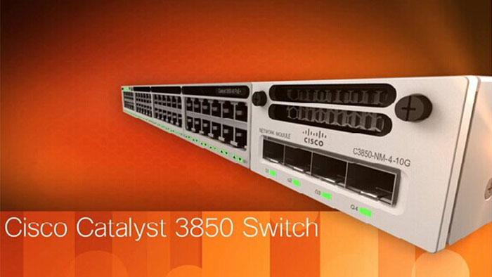 Cisco Catalyst 3850 Switch License
