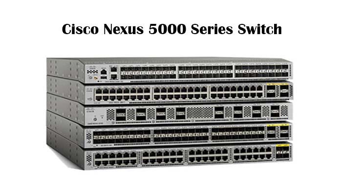 Cisco Nexus 5000 Series Switches license