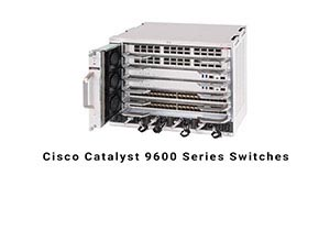 Cisco Catalyst 9600 Switch License