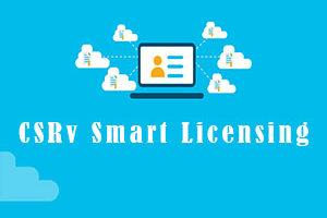 Cisco CSRv Smart Licensing