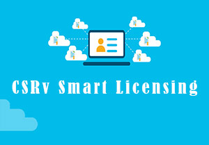 Cisco CSRv Smart License
