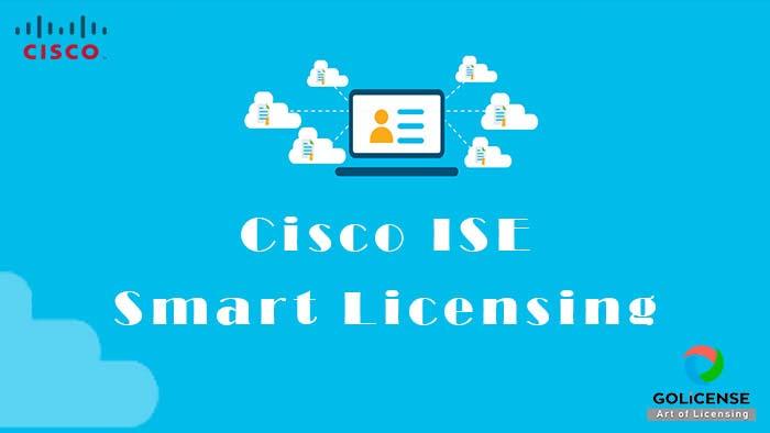 Cisco ISE Smart Licensing