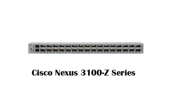 Cisco Nexus 3100-z Series Switches license