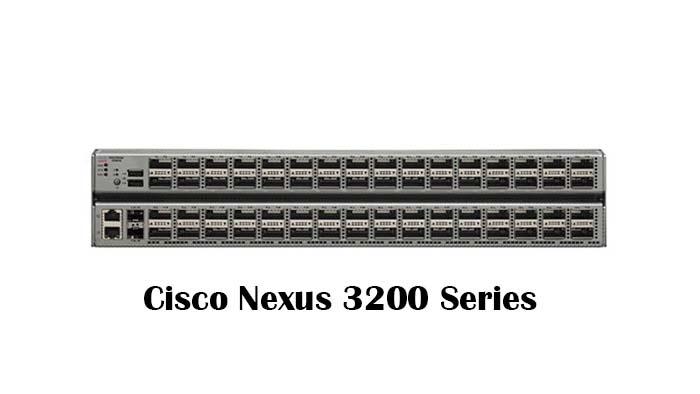 Cisco Nexus 3200 Series Switches license