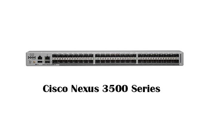 Cisco Nexus 3500 Series Switches license