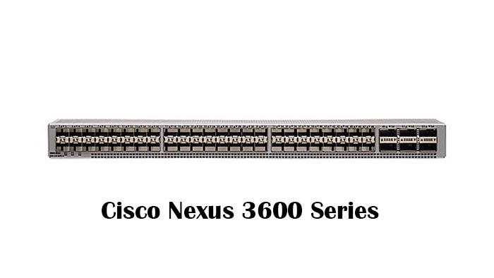 Cisco Nexus 3600 Series Switches license