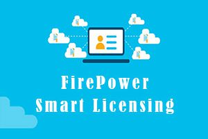 Cisco FirePower Smart Licensing