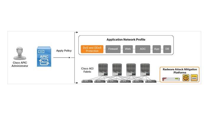 Cisco Radware License