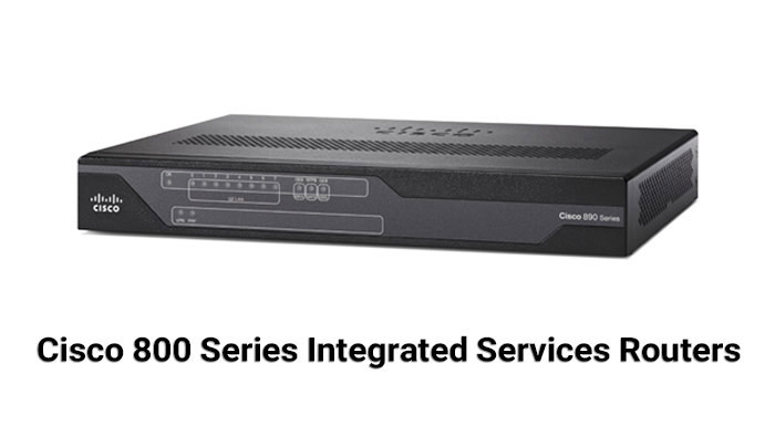 Cisco 800 Series Integrated Services Routers(ISR 800)
