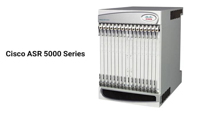 Cisco ASR 5000 Series