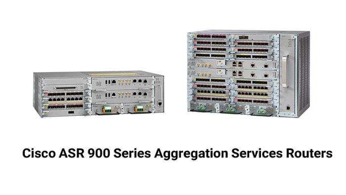 Cisco ASR 900 Series Aggregation Services Routers