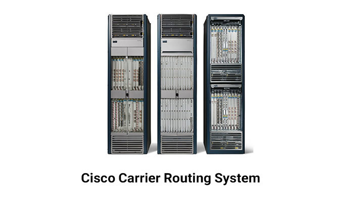Cisco Carrier Routing System (CRS)
