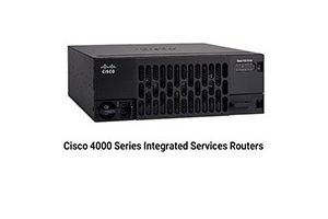Cisco Router ISR 4000 License