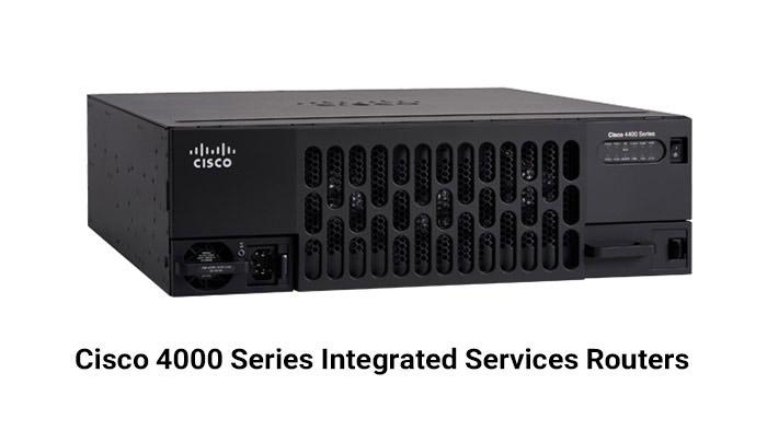 Cisco Router ISR 4000