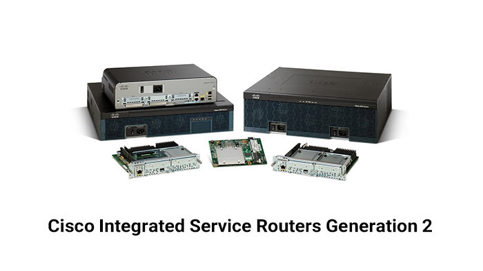 Cisco Integrated Service Routers Generation 2 (ISR G2)