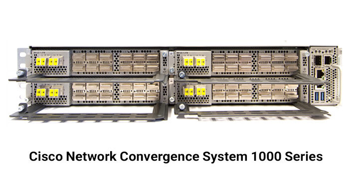 Cisco Network Convergence System (NCS 1000) Series
