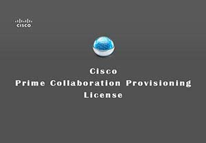 Cisco Prime Collaboration Provisioning License