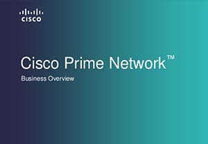 Cisco Prime Network License