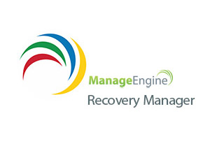 manageengine recovery manager