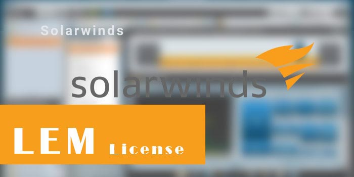 SolarWinds LEM Licensing