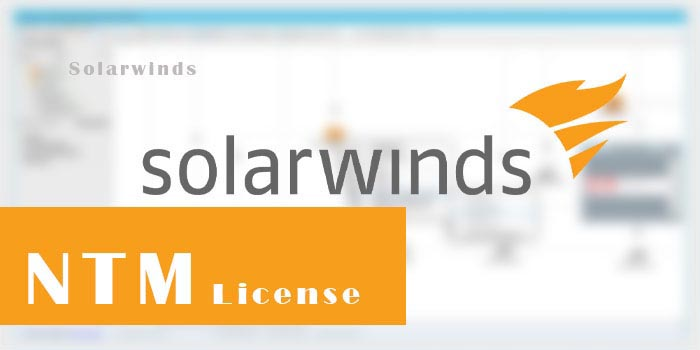 SolarWinds NTM License
