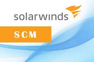 Solarwinds SCM License