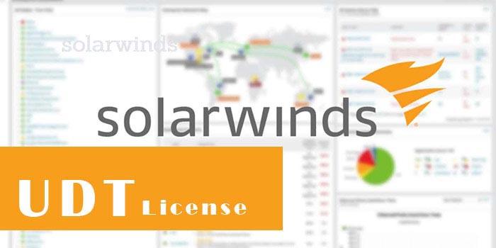 SolarWinds UDT License
