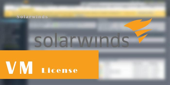 SolarWinds VM License