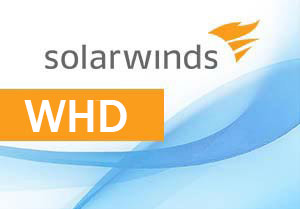 SolarWinds WHD License