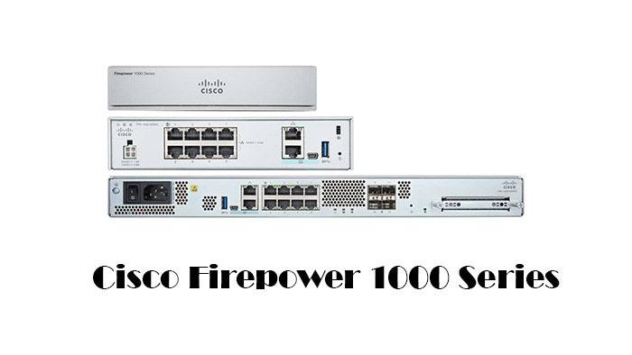 Cisco Firepower 1000 License