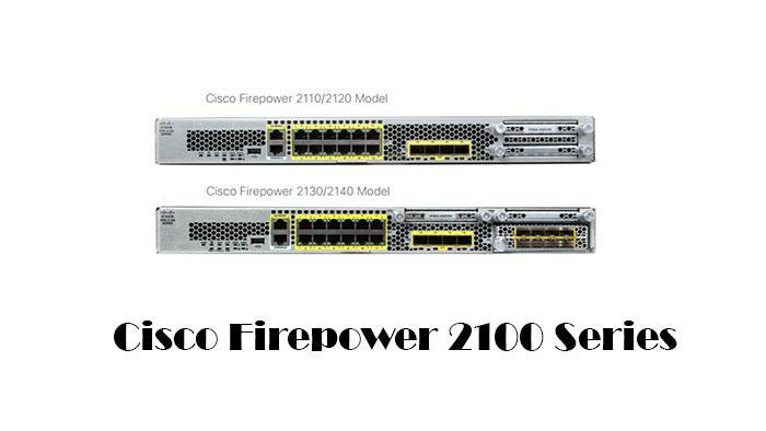 Cisco Firepower 2100
