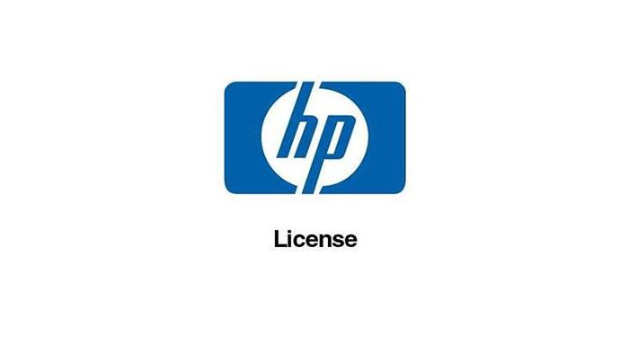 HP License