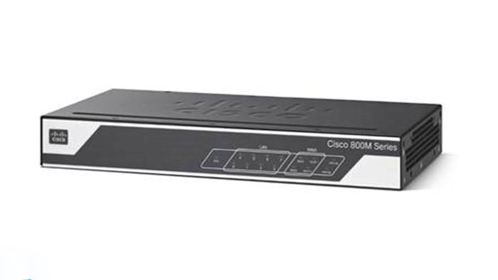 Cisco 800 Series Integrated Services Routers (ISR 800) License