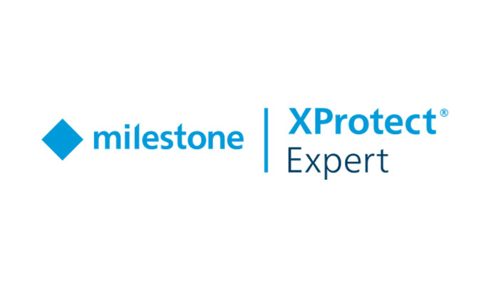 Milestone xprotect expert License
