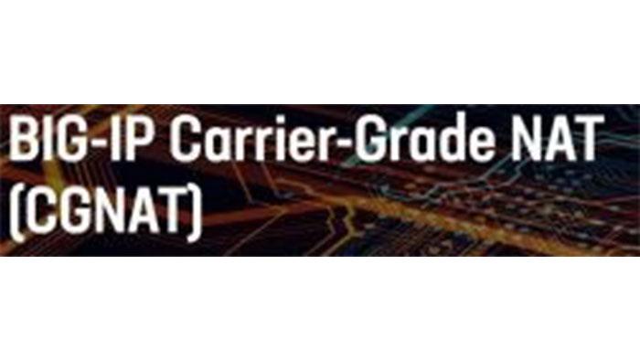 BIG-IP CGNAT License