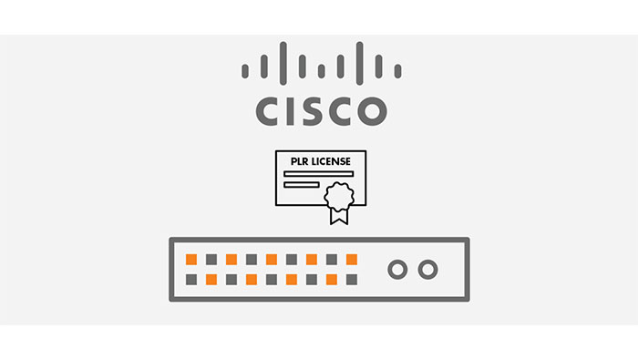 Cisco Catalyst PLR License